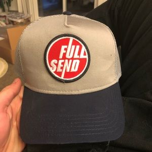 Other - Full send Nelk boys trucker hat